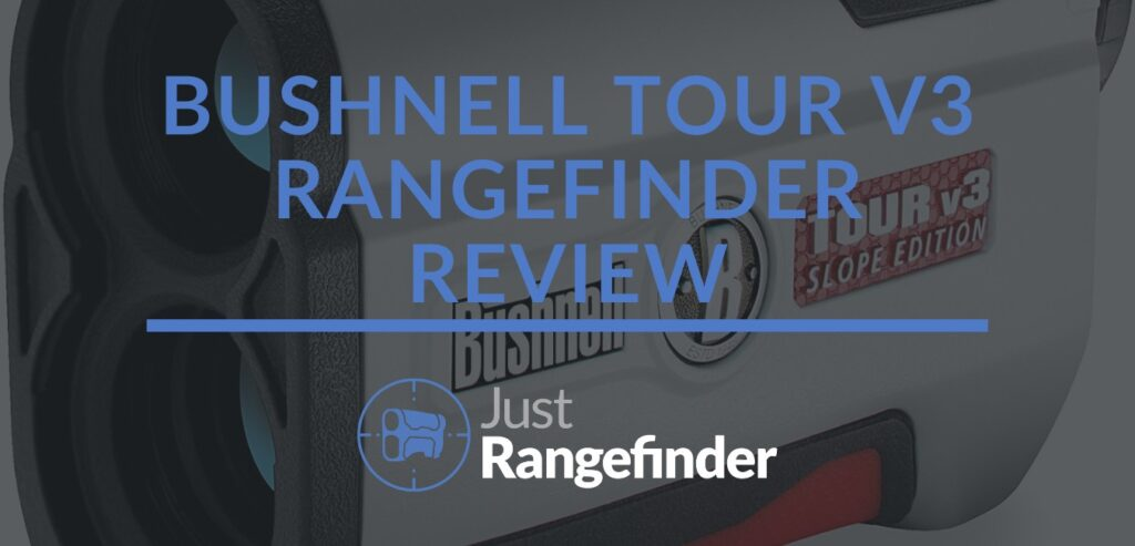 Bushnell Tour V3 Rangefinder Review