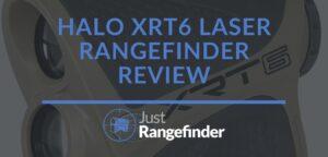 Halo XRT6 Laser Rangefinder Review