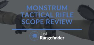 Monstrum Tactical 6-24x50 Rifle Scope Review