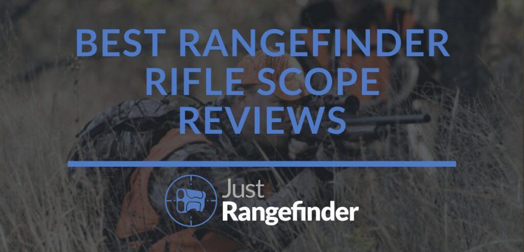 best rangefinder rifle scope reviews