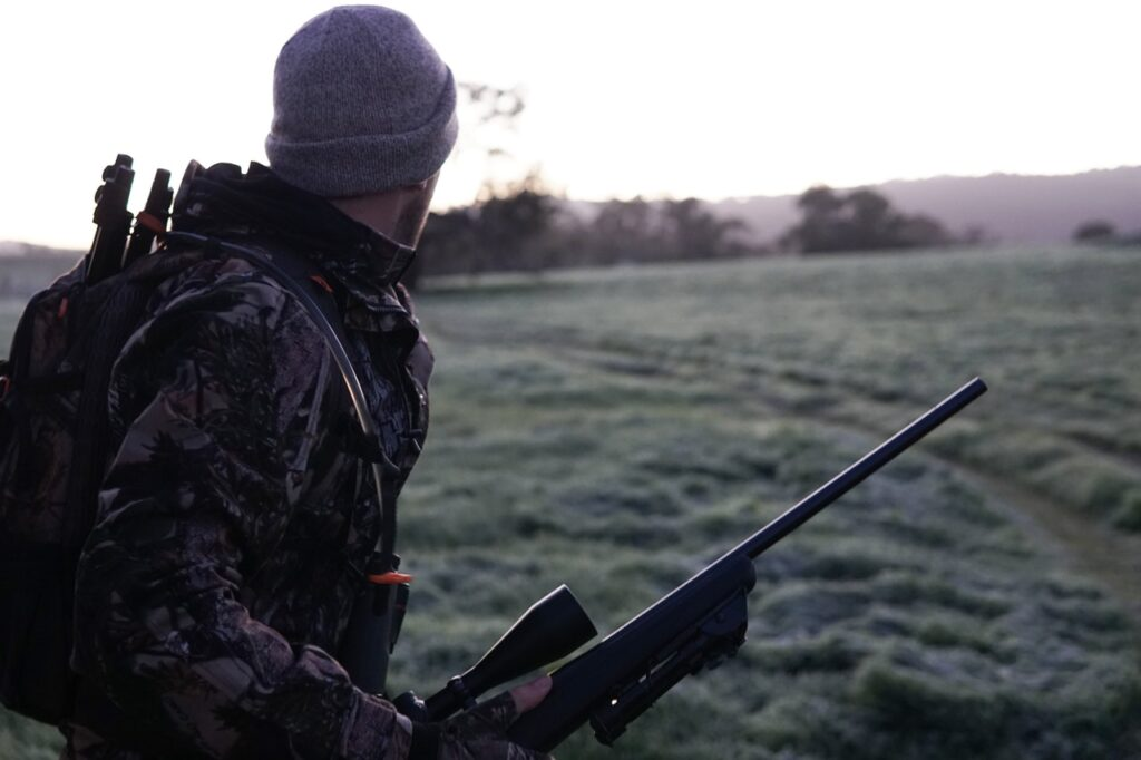 an angle compensating rangefinder helps you measure the right distance between targets
