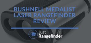 tournament legal bushnell medalist laser rangefinder