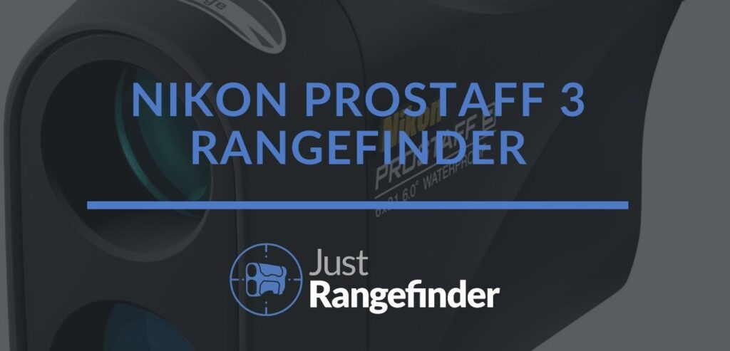 nikon prostaff 3 rangefinder for hunting