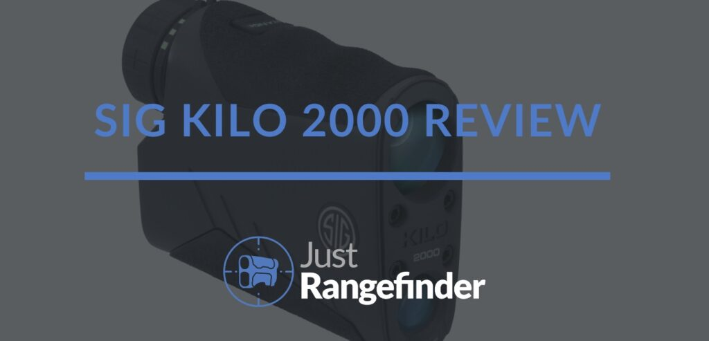 sig kilo 2000 review