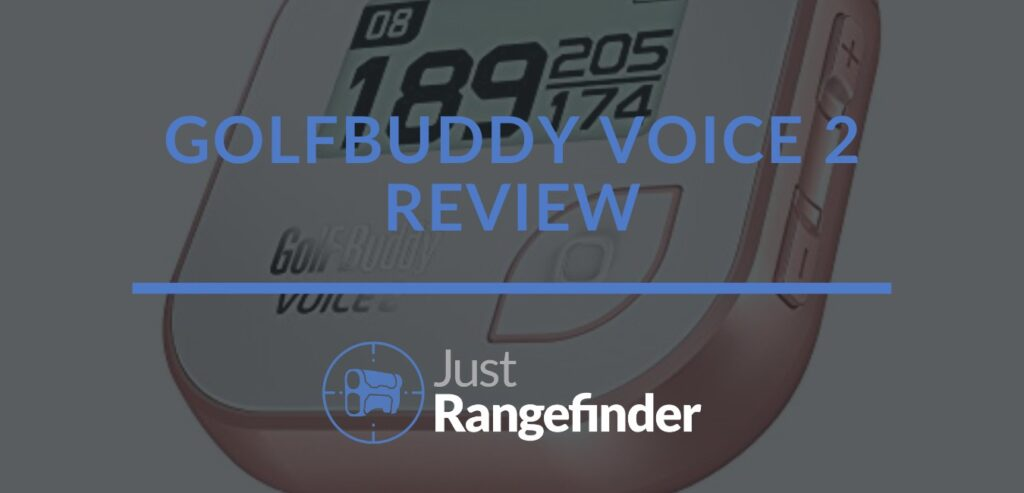 golfbuddy voice 2 Review