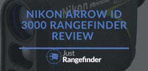Nikon Arrow ID 3000 Rangefinder Review